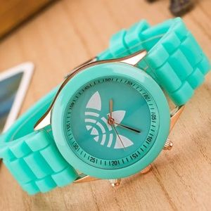 NWT Teal Adidas Watch